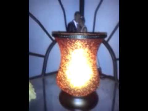 New Scentsy Tulip Lamp Shade Warmer   YouTube