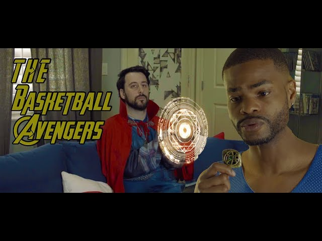 The Basketball Avenger l King Bach