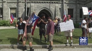 Ongoing protests impact local community here in western Massachusetts