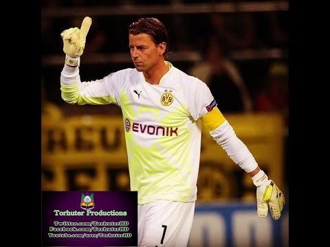 Roman Weidenfeller ● Beste Verteidigung ● Borussia Dortmund ● BVB  ● HD
