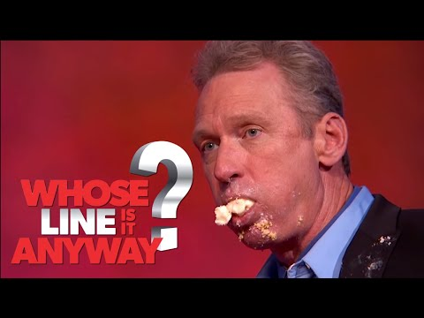 Make or Break Dinner For Three - Helping Hands | Whose Line Is It Anyway?