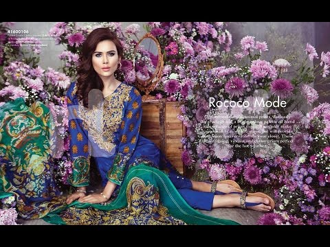 23e000447a Nishat Linen Summer Collection 2016 - YouTube