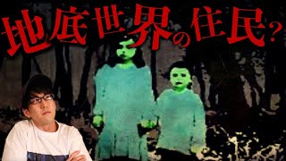 謎の緑色の兄弟、ウールピッツの子供たちの正体とは?!