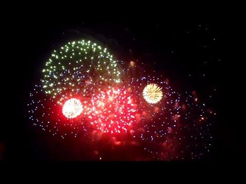 2014 Dubai Festival City Fireworks