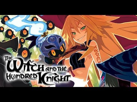 Erick Landon RPG Plays The Witch and the Hundred Knight (PS4)
