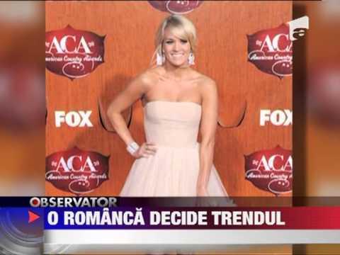 O romanca decide trendul 7 FEBRUARIE 2012
