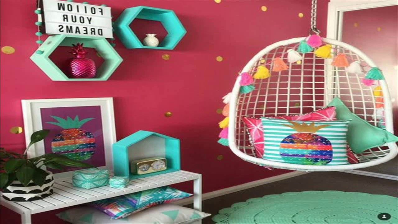 Bedroom ideas for 12 yr old girl youtube for Room decor for 12 year olds