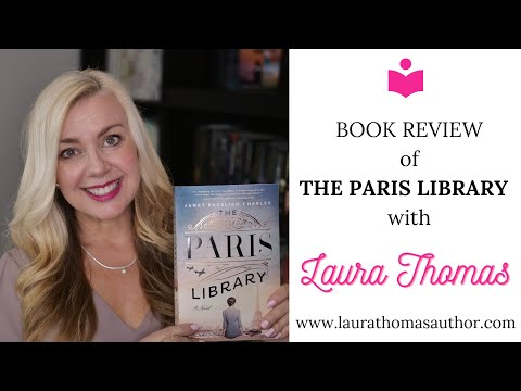 Book Review of The Paris Library by Janet Skeslien Charles