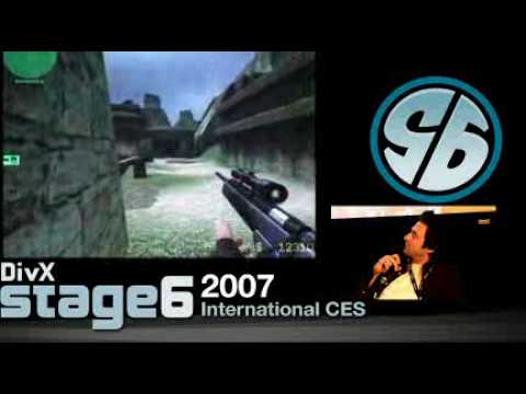 Pure Pwnage At CES Stage6 DivX!