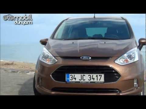 Test - Ford B-Max