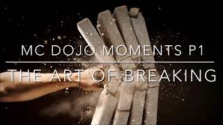 Mc Dojo Moments Part 1: The Art of Breaking