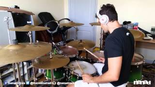 Nenad - Alter Bridge - Open Your Eyes (DRUM COVER)