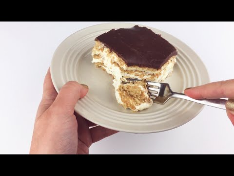 Easy Chocolate Eclair Cake Recipe