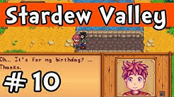 "Stardew Valley E10 ""Vincent's Birthday!"" (Gameplay Playthrough 1080p)"