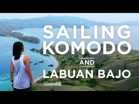 Sailing Komodo 3D2N and Labuan Bajo | 22-26 June 2017 | @livelyrutasty