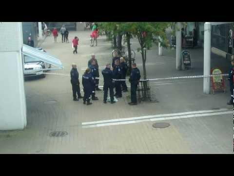 Kontula ja poliisit