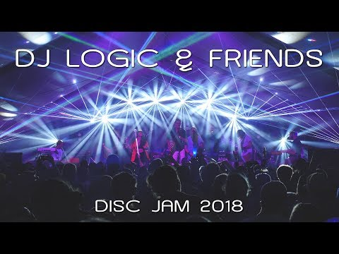 DJ Logic & Friends: 2018-06-08 - Disc Jam Music Festival; Stephentown, NY (Complete Show) [4K]