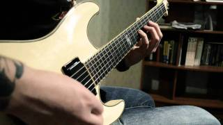 August Burns Red - Composure (guitar cover) HD