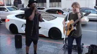 Famosos dan sorpresa a personas en la calle ! MP3