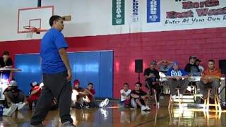 Download Video Breaking Barriers 4 :: 1vs1 Popping: Round 1 - 4th Battle MP3 3GP MP4
