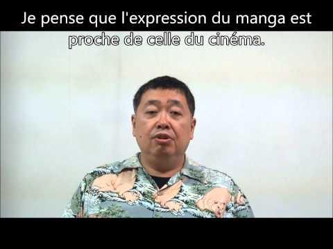 Annonce de Eiji OTSUKA (MPD PSYCHO, KUROSAGI) pour sa masterclass de Toulouse (TGS)