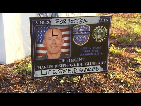 Lt. Joe Gliniewicz's personnel file released