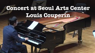 Louis Couperin Allemande Grave in F Major, Pianist Jongdo An(안종도)