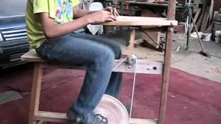 Cooking | Goregliad Prototipo de caladora de pedal