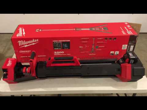 Milwaukee M18 HSAL  HIGH PERFORMANCE LED STAND LIGHT CHARGER