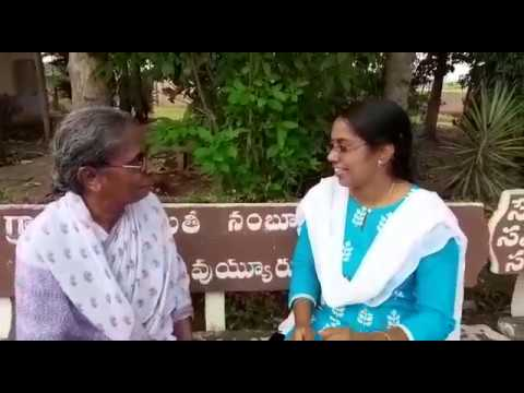 Sunitha with MOPARTHY Sushelamma - https://youtu.be/M8XBRjxLX-4