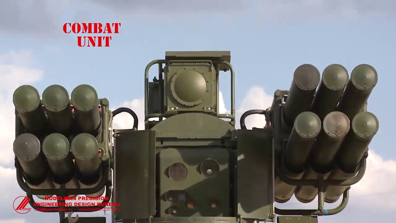 Обновленный ЗРК «Сосна» представят на форуме «Армия-2019»