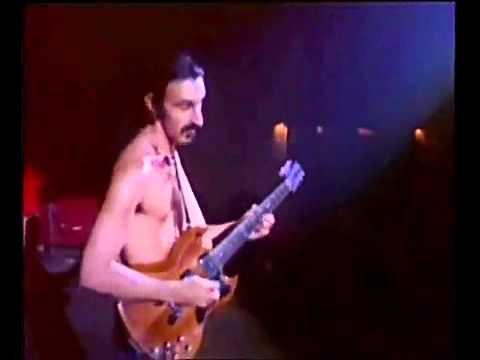 Video von Frank Zappa & T Bozzio