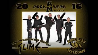 Slime -Live- Rock am Berg Merkers 18.06.2016