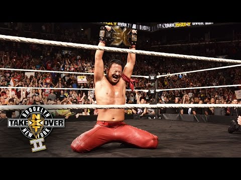 nxt takeover: brooklyn ii - 0 - This Week in WWE – NXT Takeover: Brooklyn II