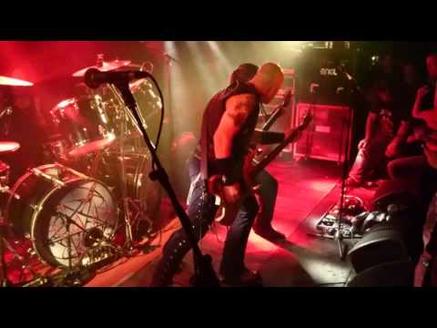 Venom Inc - Welcome to hell (live)