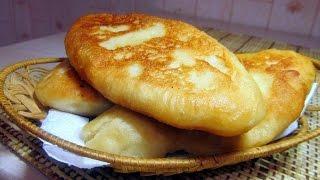 Пирожки с картошкой на дрожжах