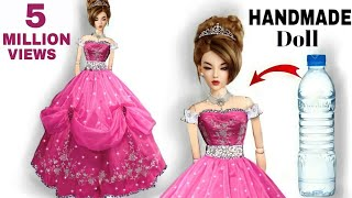 How To Make A Small Doll With Plastic Bottle   Plastic Bottle   Doll   DIY