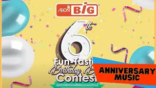 Aeon Big 6th Anniversary | Song Composition and Music Production for Anniversary Music