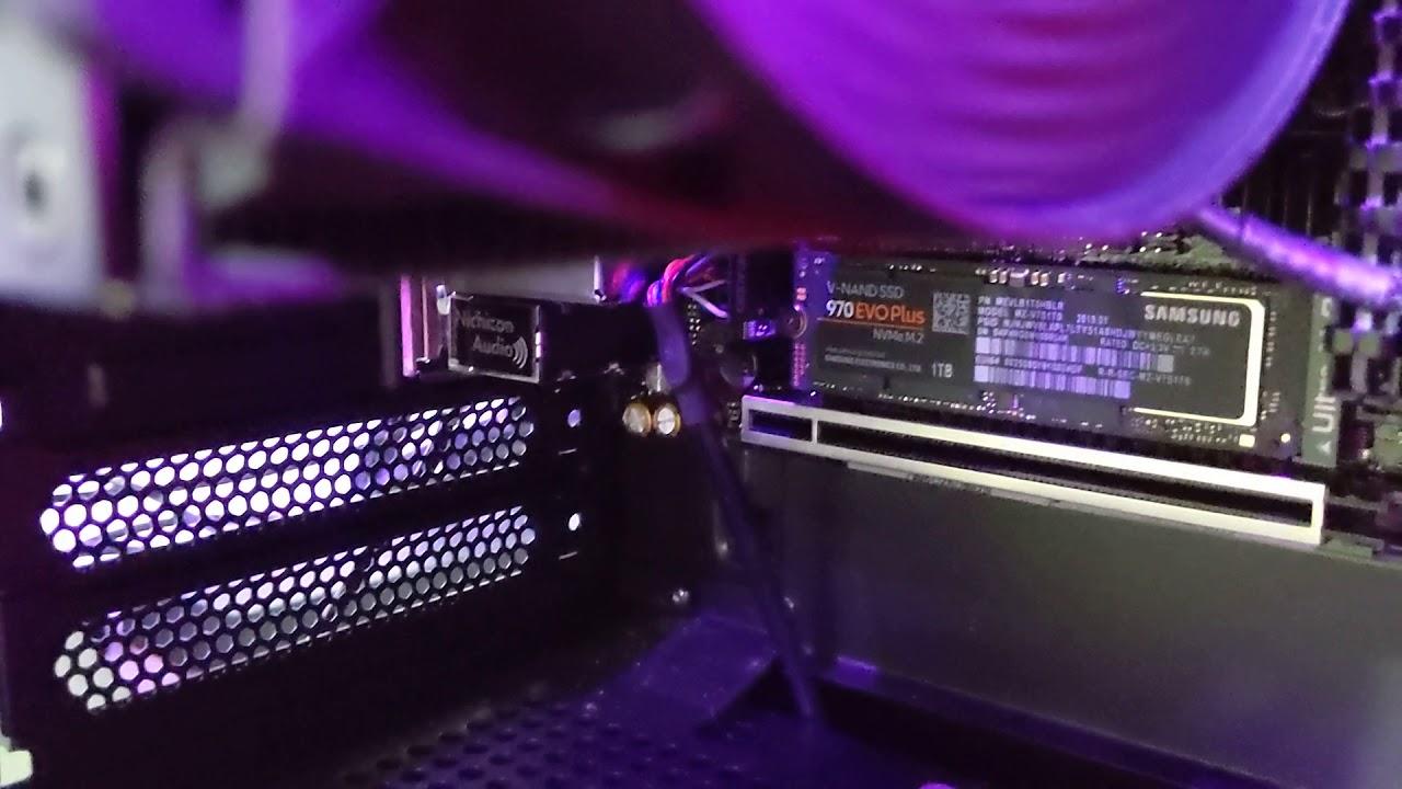 Question - New ASRock Z390M-ITX/ac + i9-9900K build