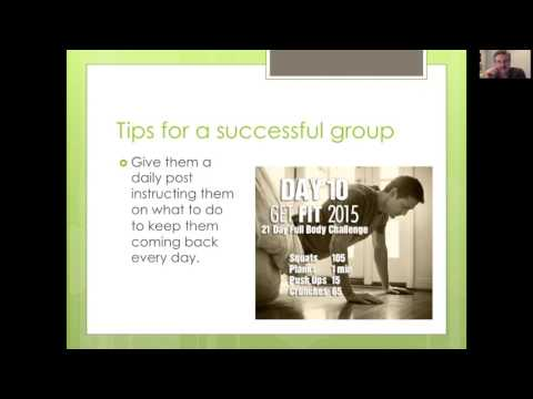 Free Group Training