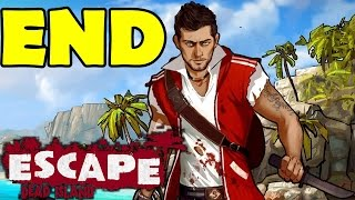 Escape Dead Island Ending Final Boss Fight Cut Scene Walkthrough Gameplay Review 1080p