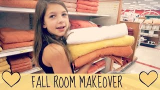 One of Annie's Vlogs's most viewed videos: Decorating My Pink Room for Fall | Shopping for Room Makeover
