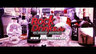 "ROCK DRINKS - ""Balls Gone Wild"" [Commercial]"