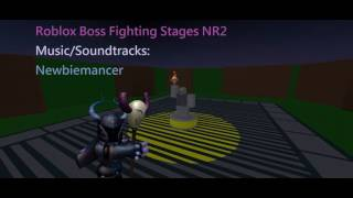 Newbiemancer - Roblox Boss Fighting Stages NR2 Music/Soundtrack HD