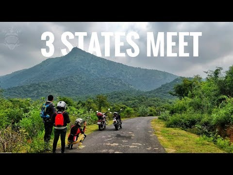 3 States Meet Point - ISOUL - GoPro Man