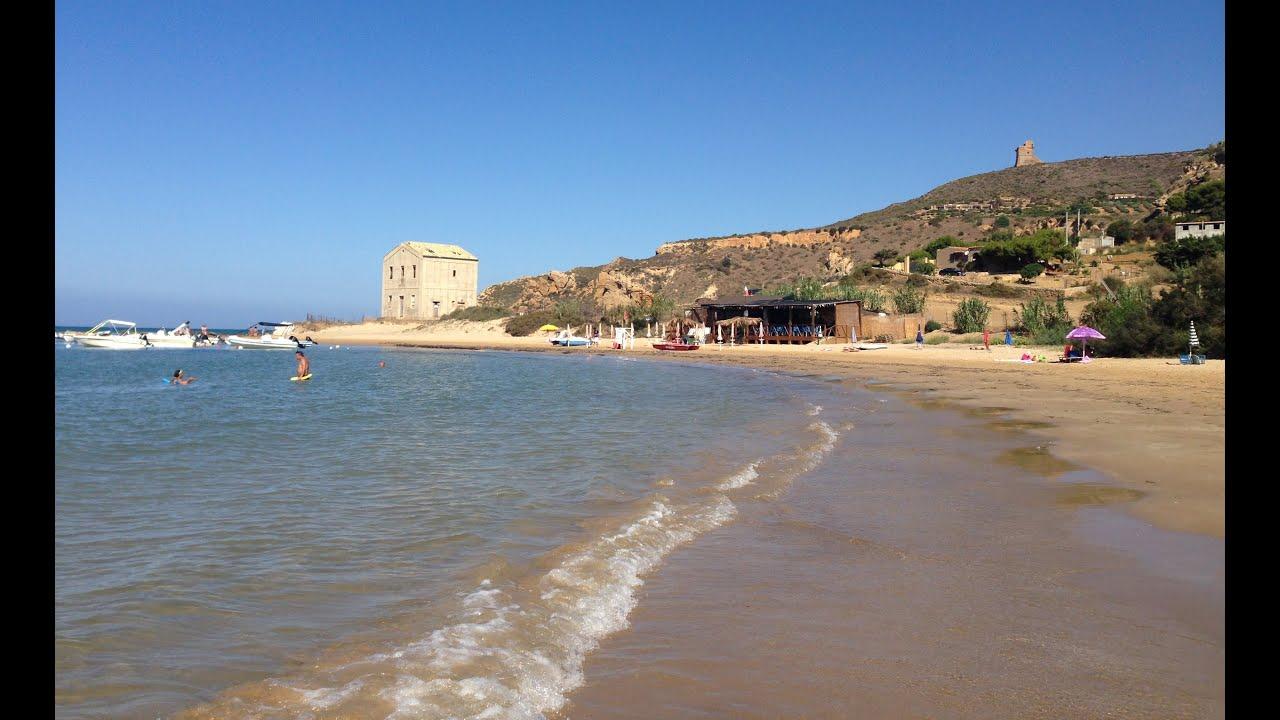 Paradise Beach. Le Pergole di Realmonte. Sizilien