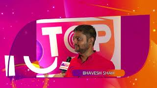 Bhavesh Shah of A1 Ad Agency congratulates and wishes luck to Top FM | Top FM Radio Station