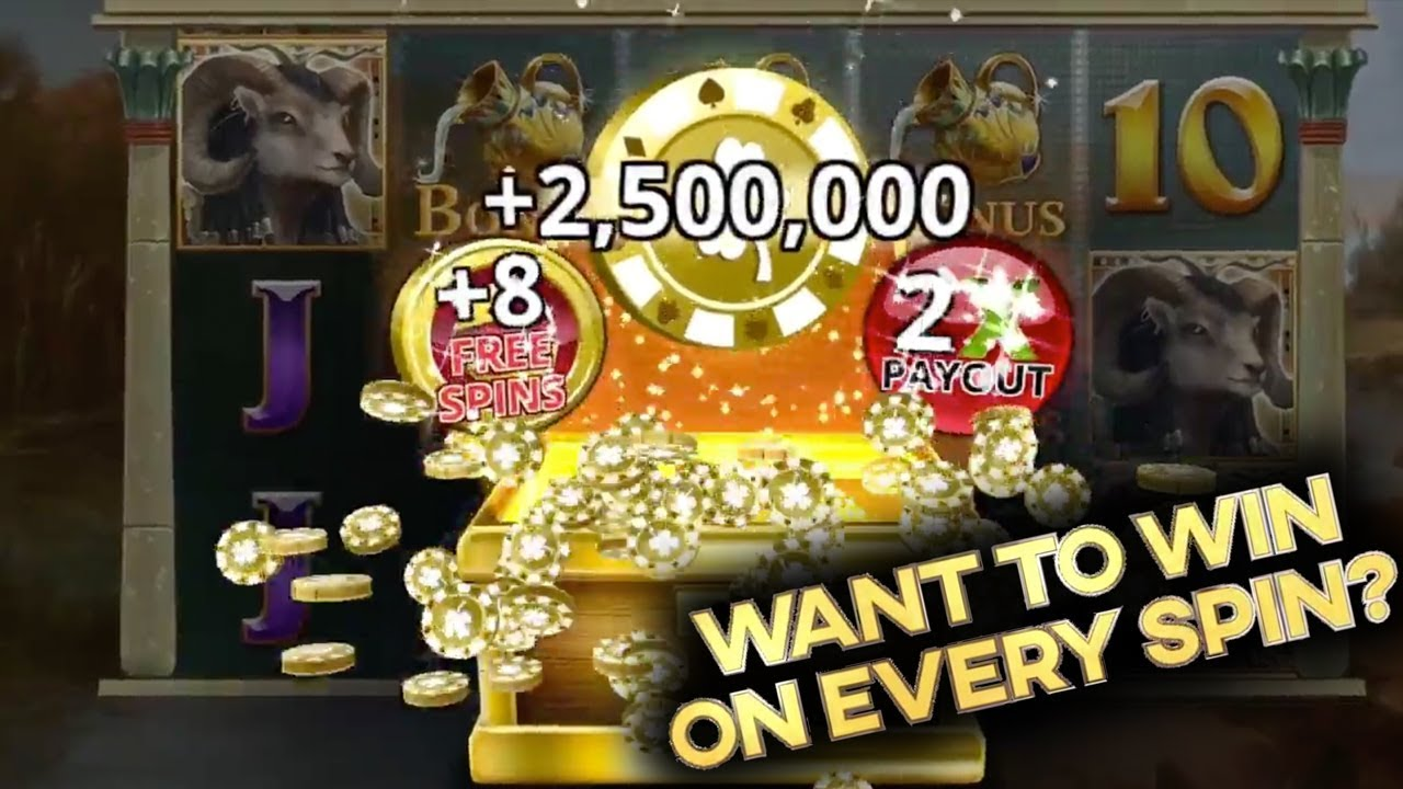 How To Win At Slots Every Time