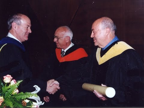 Prof. Andrew Viterbi Technion Honorary Doctorate Ceremony 2000