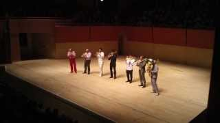 Mnozil Brass Encores Anvil Theatre Basingstoke 2013